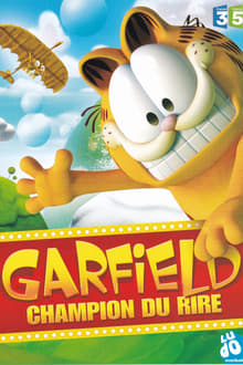 image Garfield, champion du rire