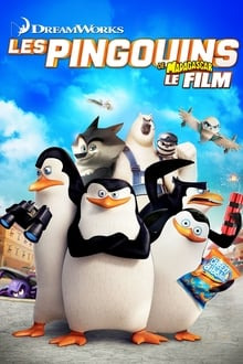 image Les Pingouins de Madagascar