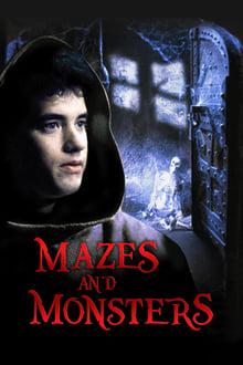 Image Les Monstres du Labyrinthe
