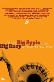 Image From the Big Apple to the Big Easy: The Concert for New Orleans