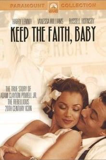 Image Keep the Faith, Baby