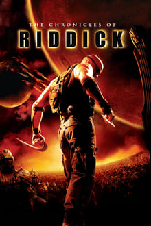 The Chronicles of Riddick series tv