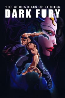 The Chronicles of Riddick: Dark Fury series tv