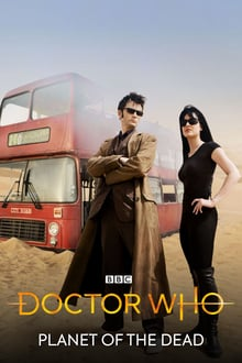 Image Doctor Who - Planète morte