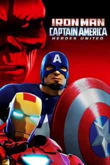 Iron Man & Captain America: Heroes United series tv