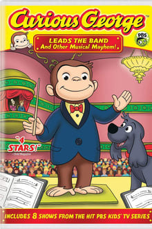 Image Curious George: Leads the Band and Other Musical Mayhem!