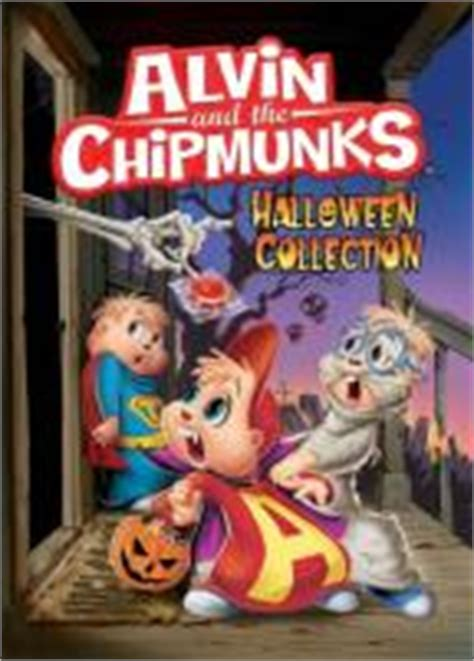 Alvin and the Chipmunks: Halloween Collection series tv
