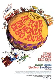 Le Tour du monde en quatre-vingts jours (1956)