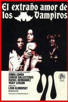 Image El extraño amor de los vampiros