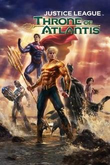 Image La Ligue des Justiciers : Le Trône de l'Atlantide