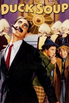 La soupe au canard (1933)