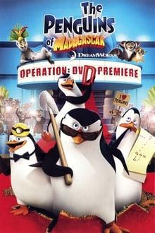 Image Les Pingouins de Madagascar - Vol. 1 : Les pingouins font leur show