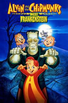 Alvin and the Chipmunks Meet Frankenstein series tv