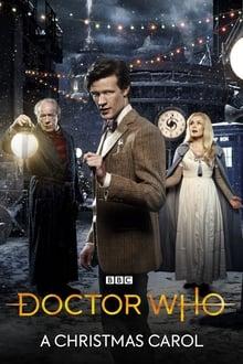 Image Doctor Who - Le fantôme des Noëls passés