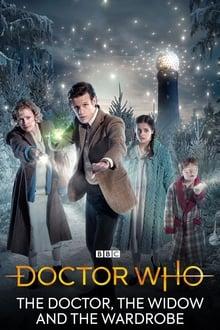 Image Doctor Who - Le docteur, la veuve et la forêt de Noël