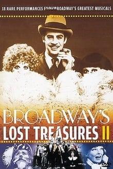 Image Broadway's Lost Treasures II