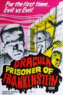 Image Dracula prisonnier de Frankenstein