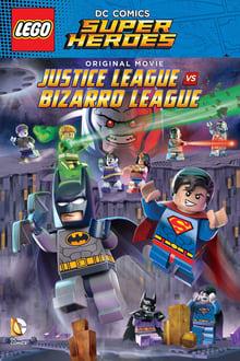 Image LEGO DC Comics Super Héros - La Ligue des Justiciers contre la Ligue des Bizarro