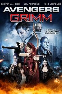 Avengers Grimm series tv