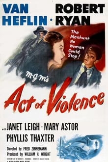 Act of Violence series tv