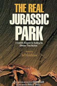 The Real Jurassic Park series tv