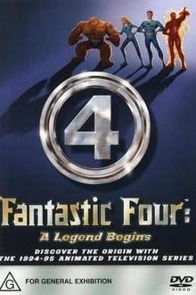 The Fantastic Four - A Legend Begins series tv