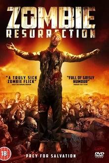 Zombie Resurrection series tv