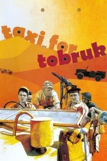 Taxi for Tobruk series tv