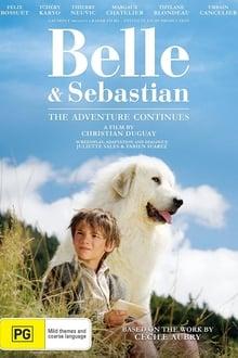 Voir Belle et Sébastien : L'aventure continue (2015) en streaming