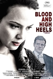 Image Blood and High Heels