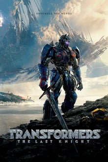 Transformers: The Last Knight series tv