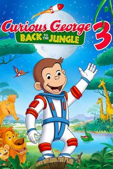 Image Georges le petit curieux 3 : Retour dans la jungle