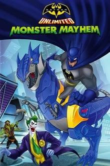 Image Batman Unlimited : Monstrueuse Pagaille