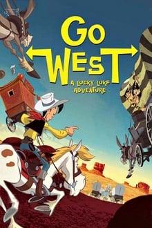 Image Tous à l'ouest: Une aventure de Lucky Luke