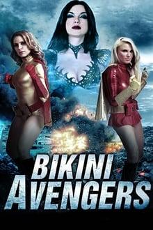 Bikini Avengers series tv