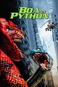 Image Boa vs. Python