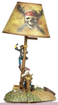 Image The Black and Blue Lamp