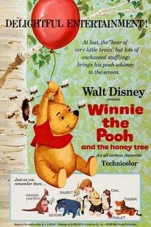 Winnie the Pooh and the Honey Tree series tv