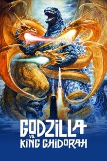 Image Godzilla vs King Ghidorah