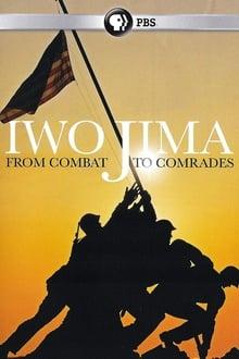 Image Iwo Jima: From Combat to Comrades