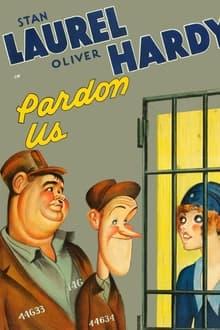 Laurel et Hardy - Sous les verrous (1931)
