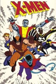 X-Men: Pryde of the X-Men series tv