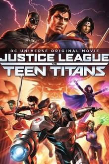 Image La Ligue des justiciers vs les Teen Titans