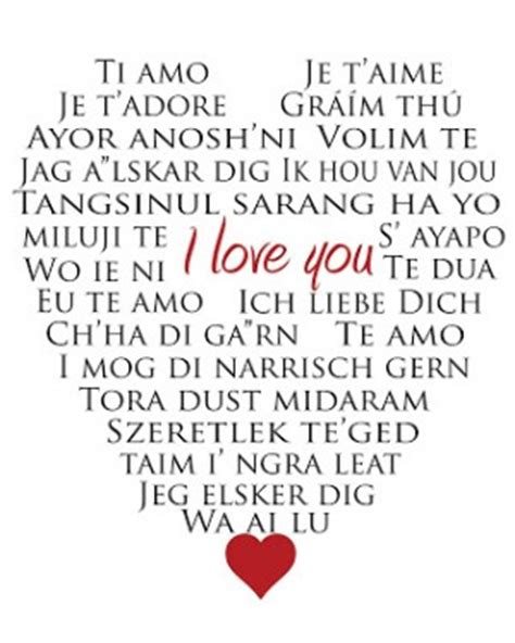 Image 96 Ways to Say I Love You