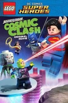Image LEGO DC Comics Super Héros - la ligue des justiciers  L'affrontement cosmique