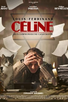 Voir Louis-Ferdinand Céline (2016) en streaming