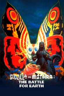 Image Godzilla vs Mothra