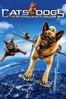 Image Comme chiens et chats : La revanche de Kitty Galore