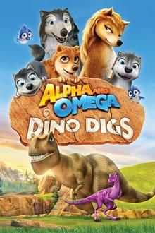 Image Alpha et Oméga 6 : À la recherche des dinos