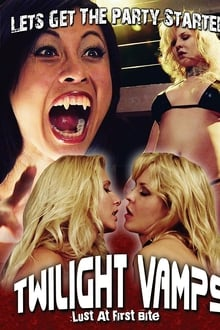 Twilight Vamps series tv